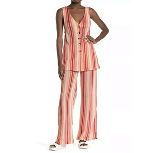 Free People Outfit Set Bridget Sunset Striped